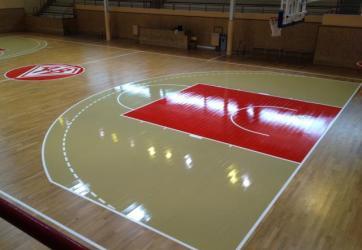 Mise aux nouvelles normes Basket-ball 1