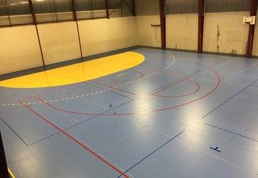 Coloration de zones de Handball