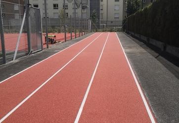 marquages pistes athlétisme